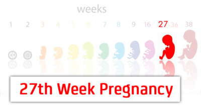 Illustration of Consumption Of Vitamins In Pregnancy At 27 Weeks?
