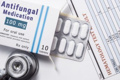 Illustration of Medication To Deal With Fungal Infections?