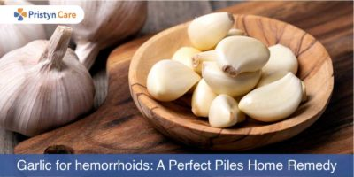 Illustration of The Use Of Garlic To Treat Hemorrhoids?