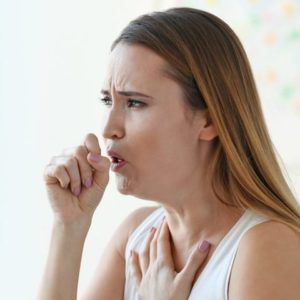 Illustration of Nosebleeds Accompanied By Sore Throat And Cough?
