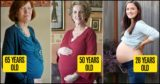 The Right Age For Women To Get Pregnant.?