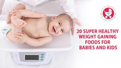 Illustration of Weight Gain For Children Aged 26 Months?