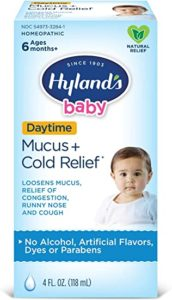 Illustration of How To Handle Cough And Cold In Children 1.5 Months?