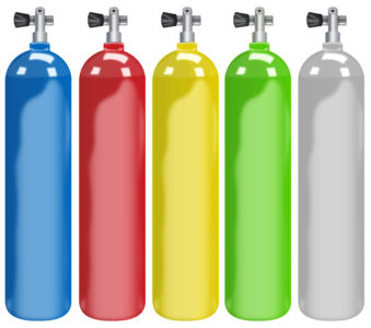 Illustration of The Danger Of Unused Oxygen Cylinders For 1 Year?