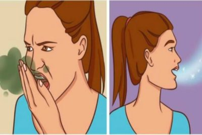 Illustration of How To Deal With Bad Breath That Is Very Annoying And Often Have Headaches?