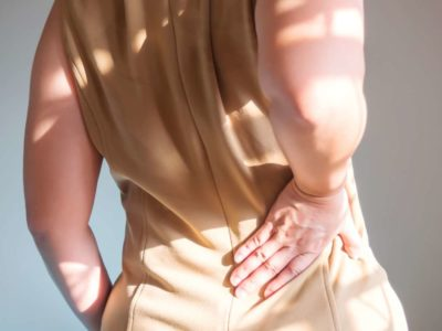 Illustration of What Causes Pain Such As Cramps From The Waist To The Left Thigh?