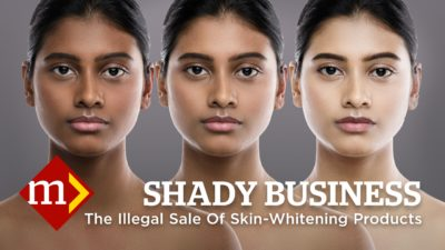 Illustration of Side Effects Of Whitening Cosmetics?