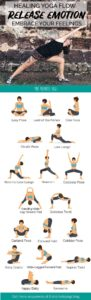 Illustration of Yoga Helps Relieve Emotions?