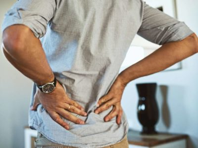 Illustration of Causes Of Left Back Back Pain And Shortness Of Breath That Comes Suddenly?