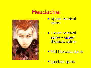 Illustration of BAK And Vision Often Turn Yellow After A Headache And Fever.?
