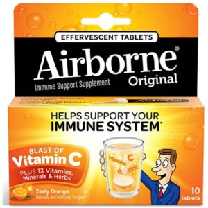 Illustration of Is Taking Cough Medicine Stalls And Vitamin C 1000 Mg To Reduce Cold Heat Is Dangerous?