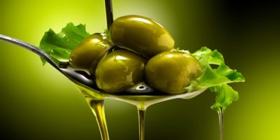 Illustration of Why When Treatment With Olive Oil And Reddish Pimples Occur On The Skin?