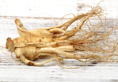 Illustration of Is American / Korean Ginseng Safe For People With Chronic Stomach Acid?