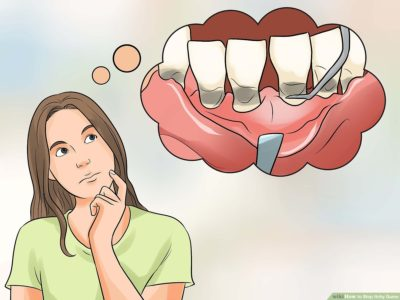 Illustration of The Lower Front Teeth Ache And Itch?