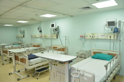 Illustration of The Difference Between ICU Treatment Room And HCU?