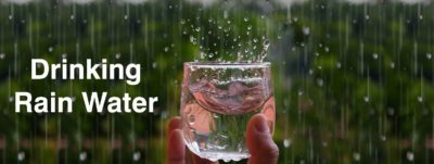 Illustration of Is Rainwater Any Health Benefit?