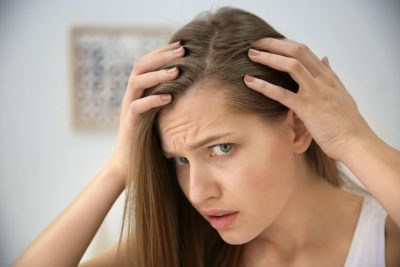 Illustration of Can Vise Often Cause Hair Loss?