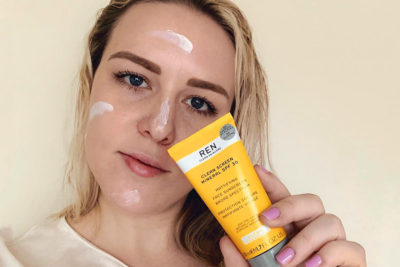 Illustration of Choosing Sunscreen That Is Safe For The Skin?