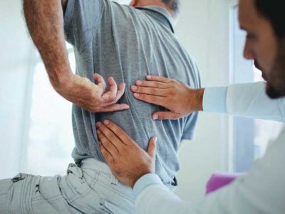Illustration of Causes Of Left Upper Abdominal Pain To The Back?