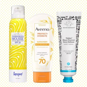 Illustration of Is Sunscreen Gel Suitable For Teens?