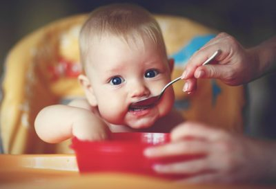 Illustration of The Appetite Of Babies Aged 14 Months Decreases Whether The Effects Of The Drug?