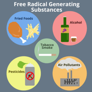 Illustration of The Use Of Drugs To Fight Free Radicals In The Body During Pregnancy Programs?