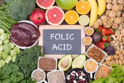 Illustration of When Is A Good Time To Take Vitamin Folic Acid?
