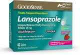 Can Lanzoprasol Be Consumed Twice A Day Until Conditions Improve?