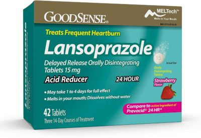 Illustration of Can Lanzoprasol Be Consumed Twice A Day Until Conditions Improve?