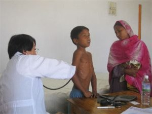 Illustration of Can Tuberculosis In Children Aged 7 Years Spread To Children Aged 3.5 Years?