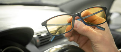 Illustration of What Glasses Can Help Overcome Night Blindness?