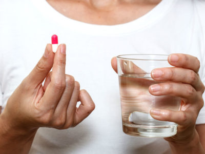 Illustration of Take Medication For Headaches When You Are Young?