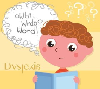 Illustration of How To Deal With Dyslexia In Children?