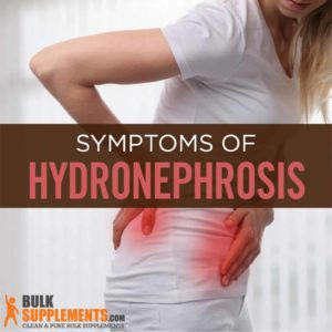 Illustration of What Action Should Be Taken If There Is Left Hydronephrosis Suspicious Of The Appearance Of Pus Inside?