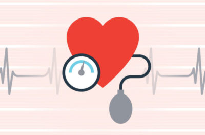 Illustration of Blood Pressure Rises When You Wake Up But Decreases After Activity?