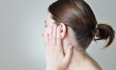 Illustration of The Inner Right Ear Hurts, Is It Because I Slept With My Cellphone Beside My Ear?