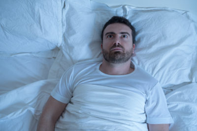 Illustration of The Body Is Difficult To Move During Sleep?