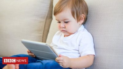 Illustration of The Use Of Gadgets In Children Aged 20 Months?
