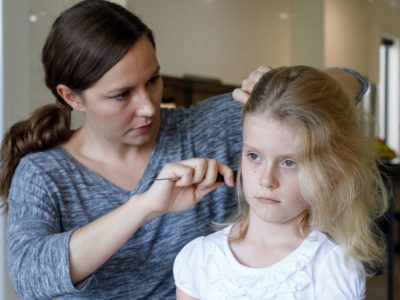 Illustration of The Cause Of Children's Hair Loss During Fever?