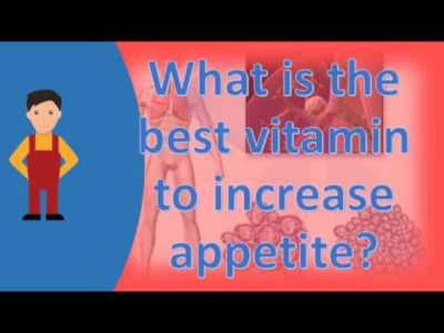 Illustration of What Vitamins Are Good For Increasing The Appetite Of A 9-year-old Child?