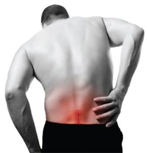 Illustration of Causes And Treatment Of Back Pain?