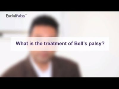 Illustration of Can The Bell Palsy Heal Normally?
