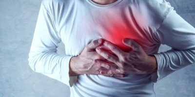 Illustration of Causes Of Chest Pain After An Accident?