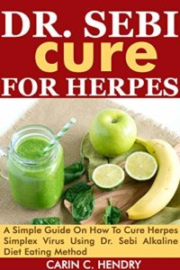 Illustration of Natural Medicine That Can Treat Herpes?