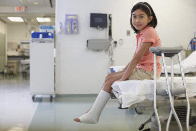 Illustration of Treatment For Coping With Broken Bones?