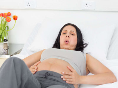 Illustration of The Body Feels Achy And Achy When 7 Months Pregnant?
