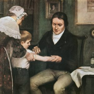 Illustration of Chances Are The Child Will Be Born Smallpox If The Mother Experiences Toxoplasmosis?