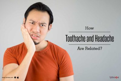 Illustration of Prolonged Toothache To Headache?