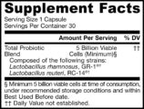 Conditions That Indicate The Capsule Is Not Suitable For Consumption?