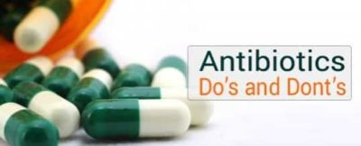 Illustration of Can You Take Antibiotics With An Interval Of Use Once A Month?
